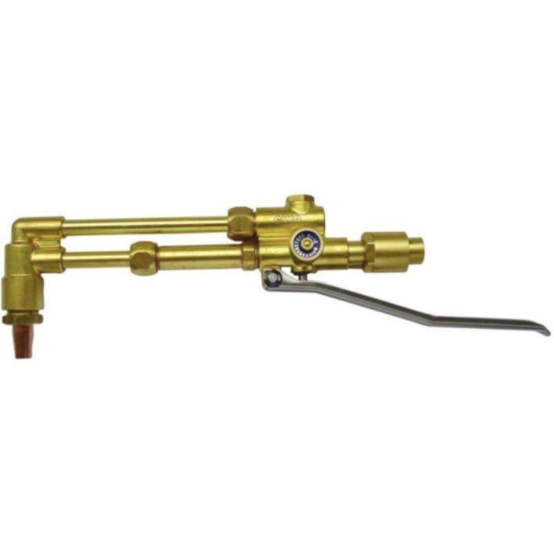 Hebelschneideinsatz mit Blockdüse. 17 mm Schaft f