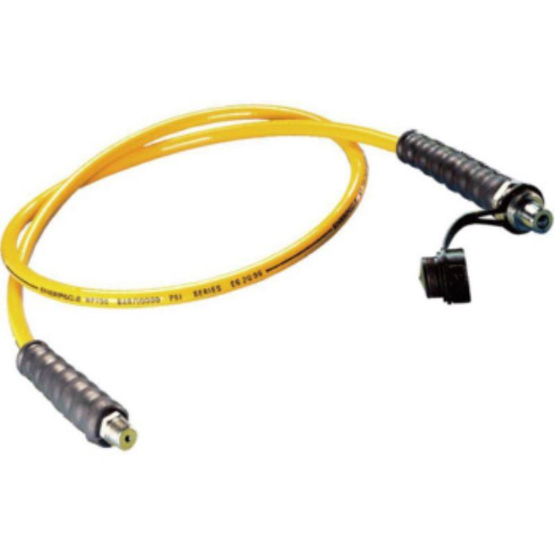 Hochdruckschlauch 3/8'-18 NPT 720bar Länge 1800 mm für Hochdruckhydraulik