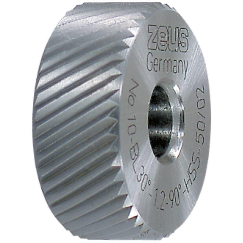 PM-Rändel DIN 403 BL 20 x 8 x 6 mm Teilung 1.0