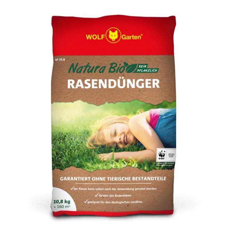 NR 10.8 NATURA Rasendünger | 10.8kg | für 160 m²