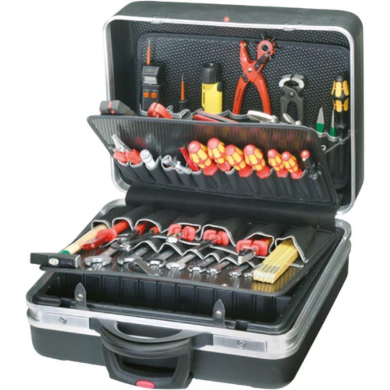 Werkzeugkoffer Rollenkoffer X-ABS 470x190x355mm