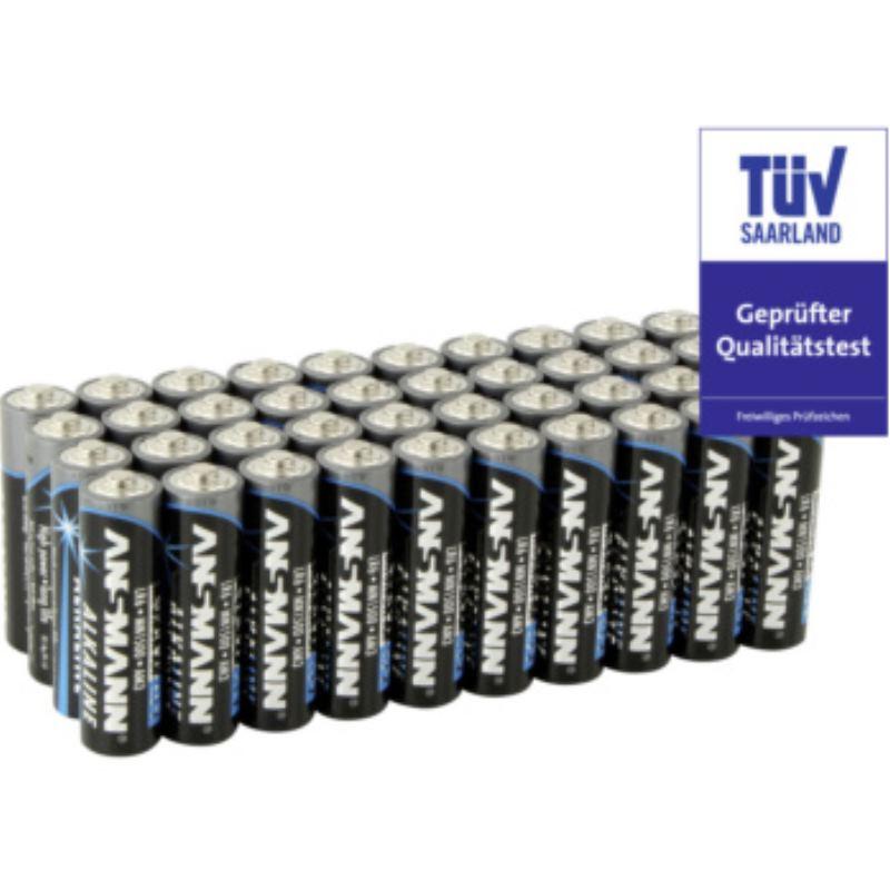 Alkaline AA Batterien 40er Pack