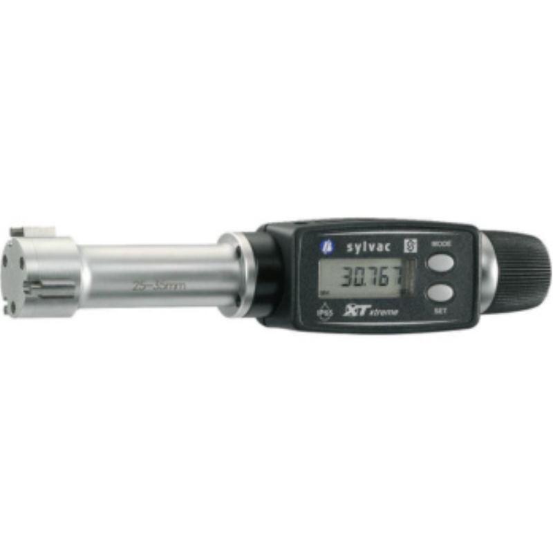 Innenmessschraube 16-20 mm 0,001 mm mit Datenausgang RS232 opto