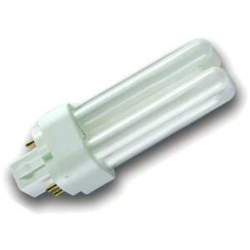 DULUX D/E 13W/840 Kompaktlampe ws G24q-1