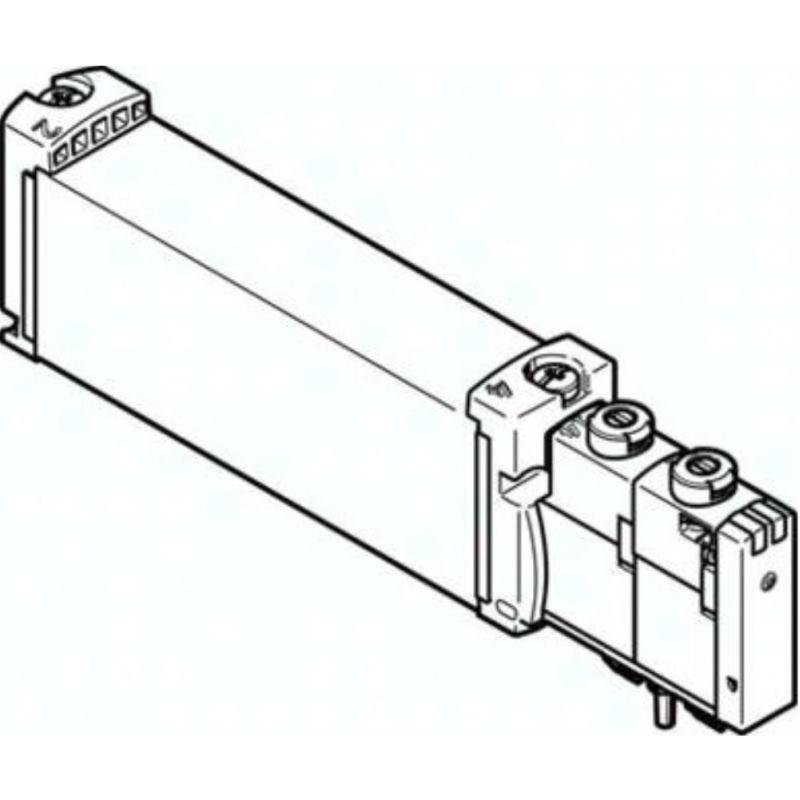 VUVG-B18-T32U-MZT-F-1T1L 8004889 MAGNETVENTIL