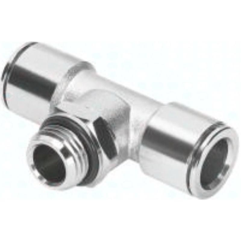 NPQM-T-G12-Q12-P10 558747 T-Steckverschraubung