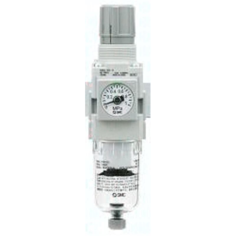 AW20-F02BCE3-1NRZA-B SMC Modularer Filter-Regler