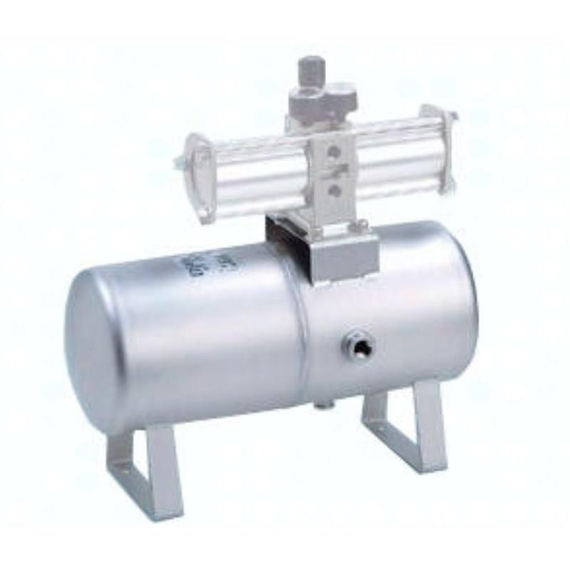 VBAT10A-SV-Q SMC Druckluftbehälter