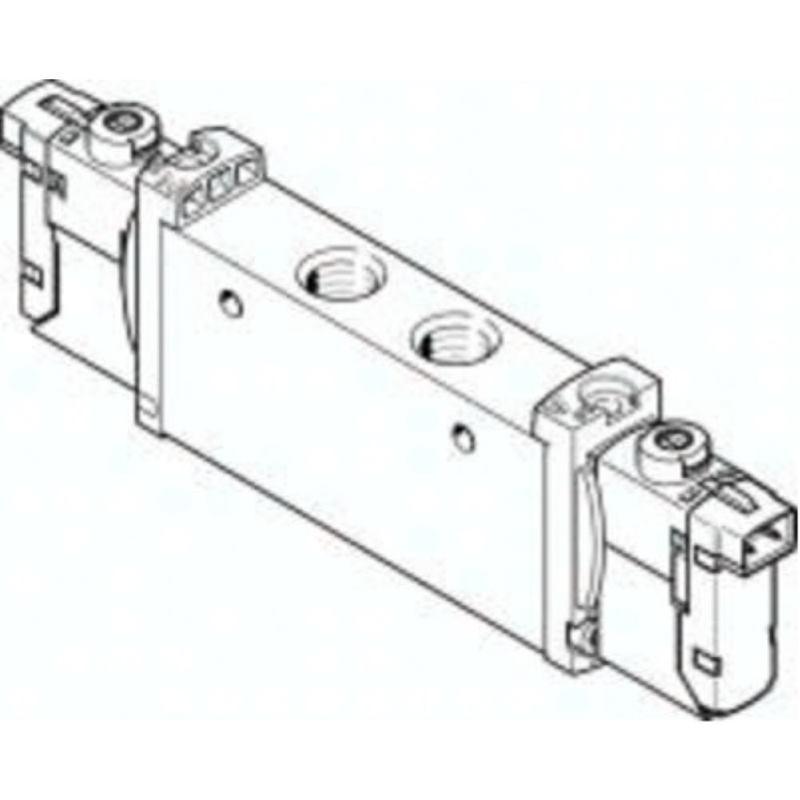 VUVG-L14-T32C-AT-G18-1H2L-W1 577321 MAGNETVENTIL