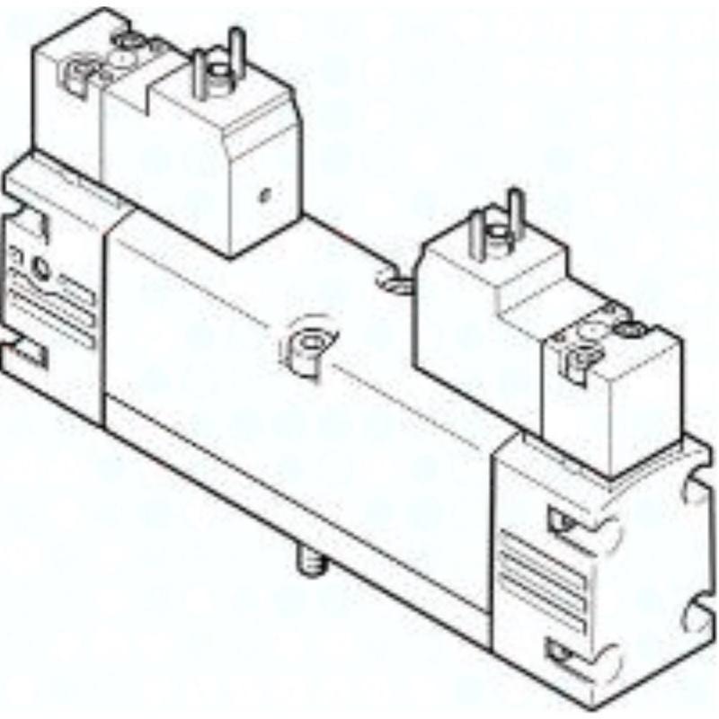 VSVA-B-P53U-ZH-A1-5C1 547162 Magnetventil