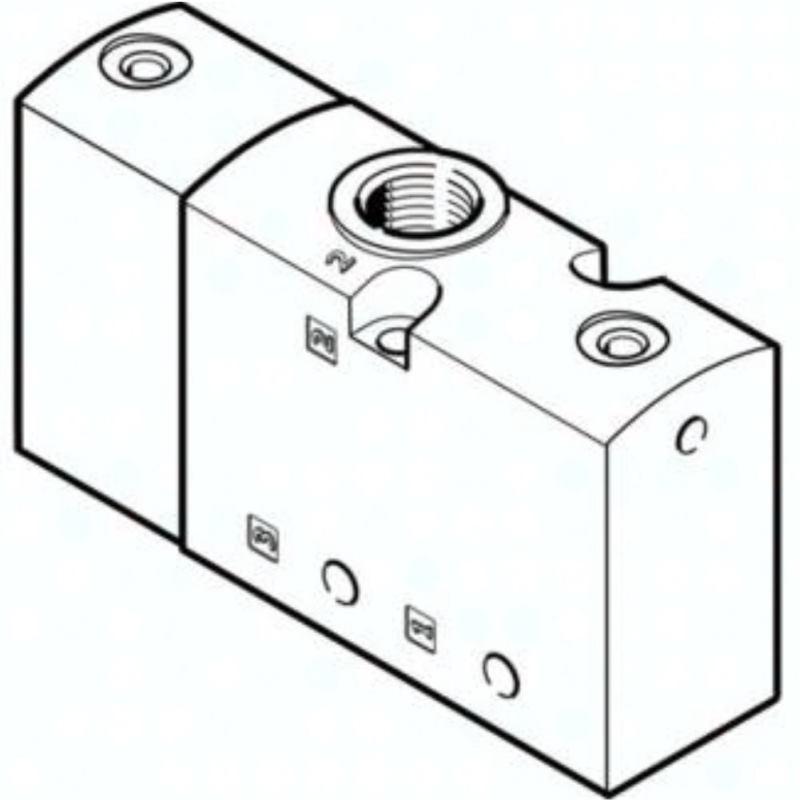 VUWS-L30-M32U-E-G38 575592 PNEUMATIKVENTIL