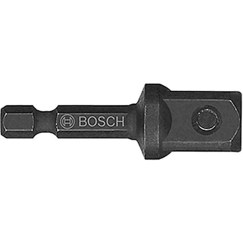 """Adapter zu Steckschlüsseleinsätze. 1/4"""". 50 mm. Au"""