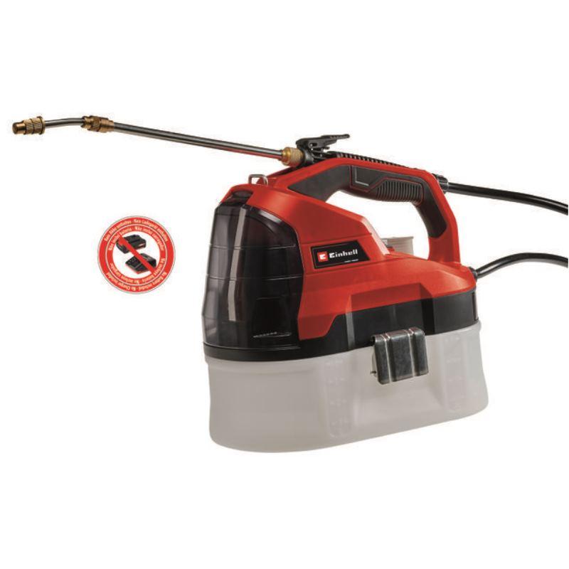 18V Akku-Drucksprühgerät GE-WS 18/35 Li | ohne Akku ohne Ladegerät