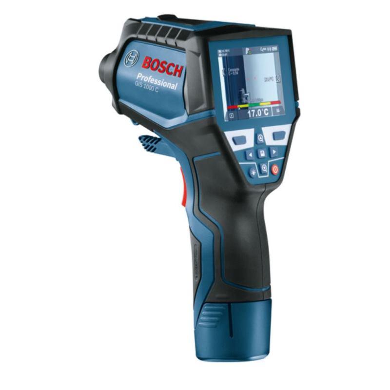 Thermodetektor GIS 1000 normale Batterie im Karton