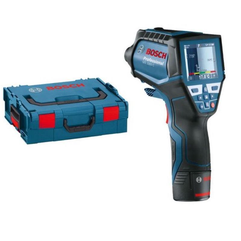 12V Thermodetektor GIS 1000 C | 1x Akku 1,5 Ah in L-Boxx