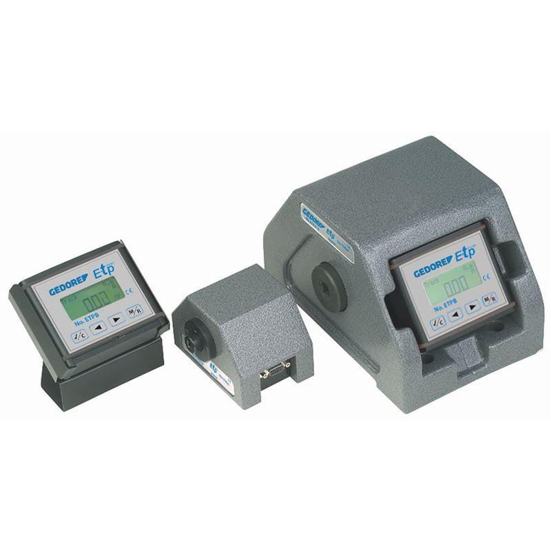 "Elektronisches Torsions-Prüfgerät 4-100 Nm, 1/2"""