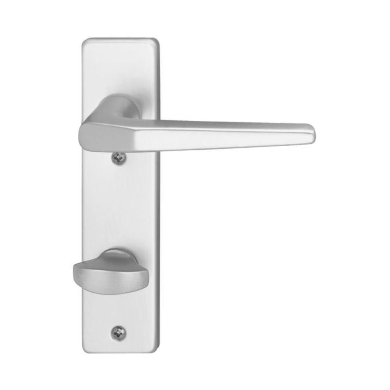 Kosmos. Türgriff (Kurzschild). Badezimmer(WC)-Ausführung