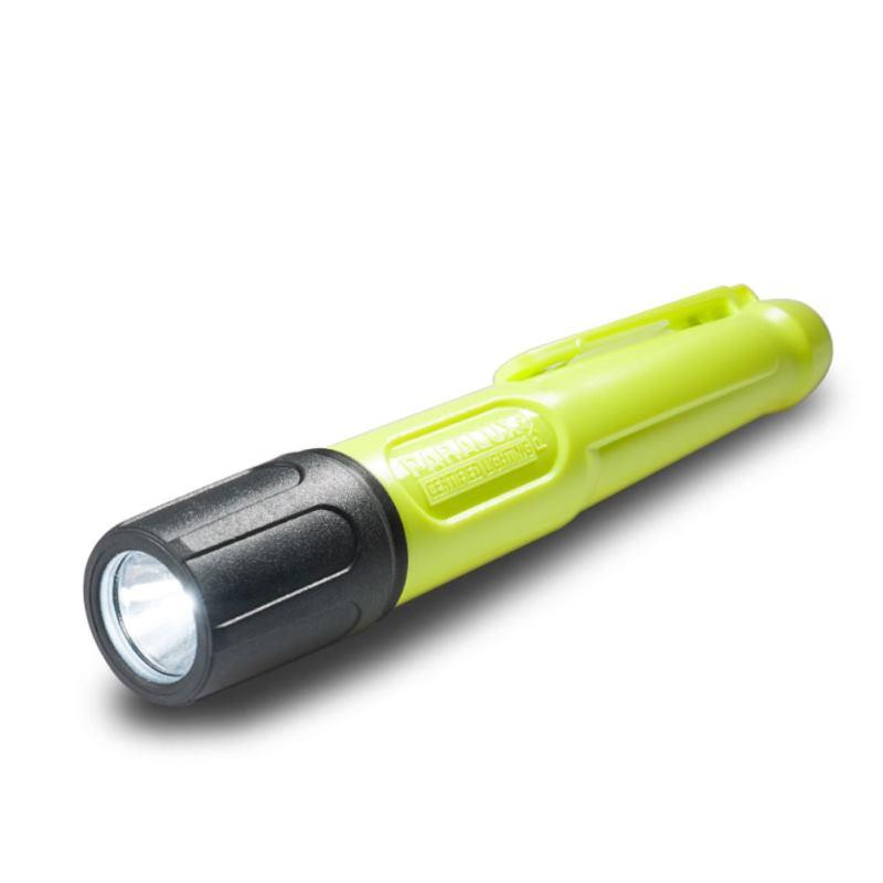 Taschenlampe PARALUX® PX3 mit Batterien
