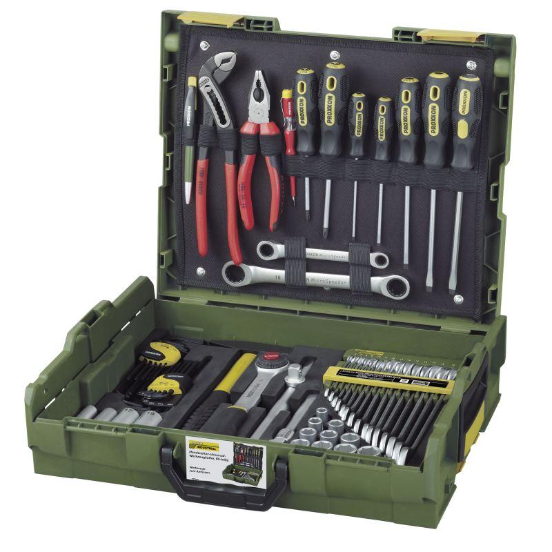 Handwerker-Universal-Werkzeugkoffer in der bewährten L-BOXX