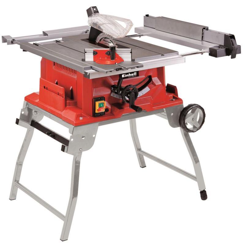 Tischkreissäge TE-CC 2025 UF mit Untergestell | 1.500 Watt