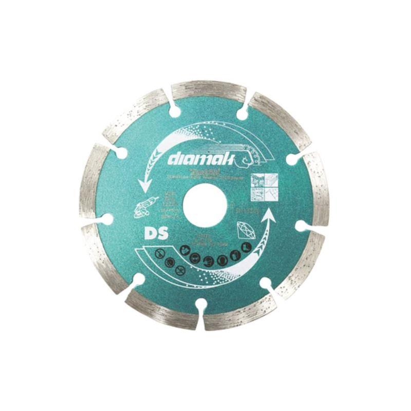 Ø 125mm Diamanttrennscheibe Diamak | 7mm Segment