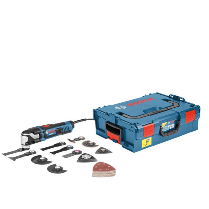 Multifunktionswerkzeug GOP 55-36 mit Zubehör in L-Boxx