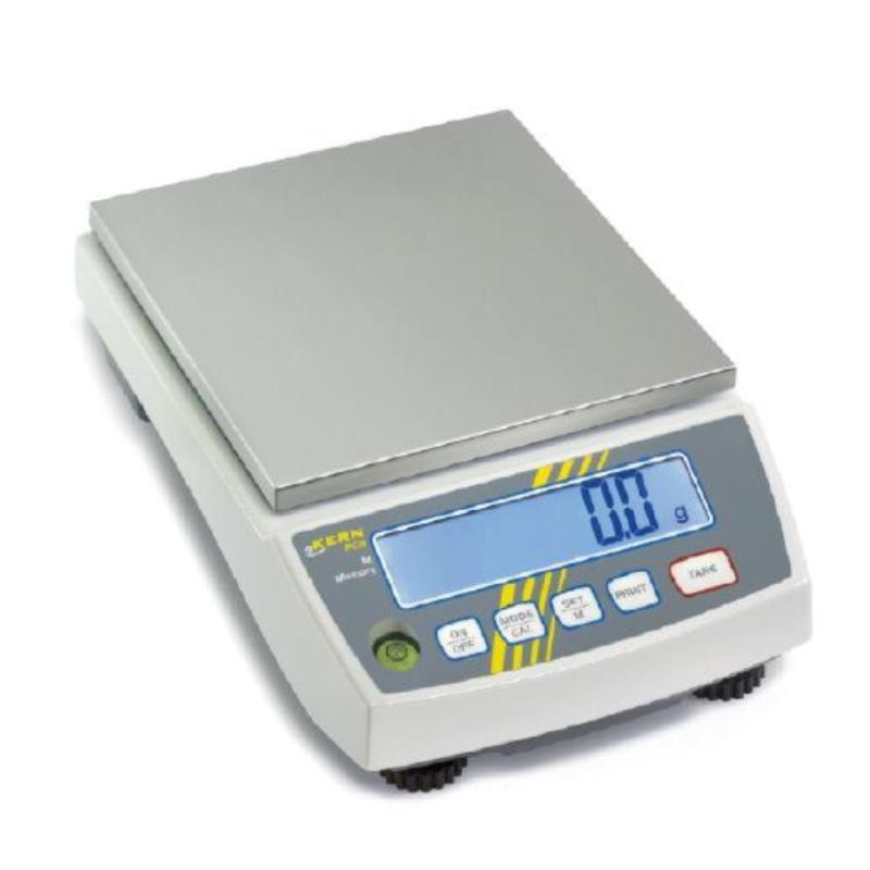 Kompaktwaage PCB 6000-1 Wägebereich 6000g / 0.1g