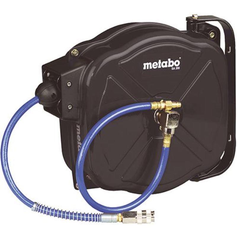 15m Druckluft Schlauchtrommel SA 300 automatisch