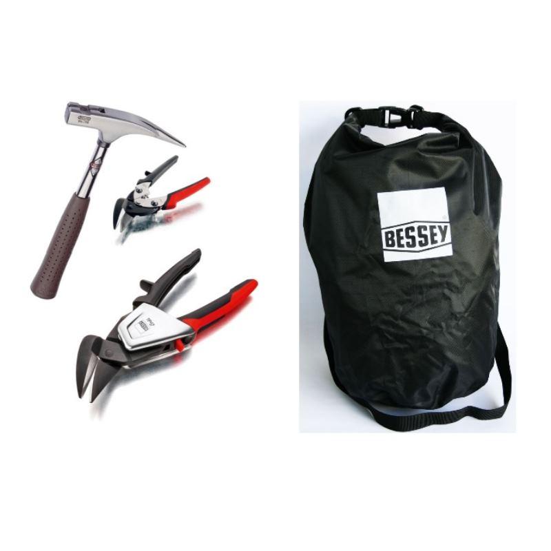 Werkzeugset Seesack_DSET39-15A u.Hammer