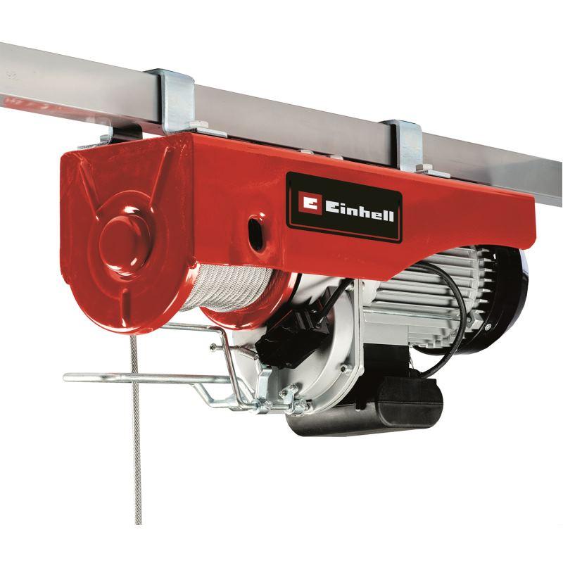 500 kg Elektro Seilhebezug TC-EH 1000 | 1.600 Watt