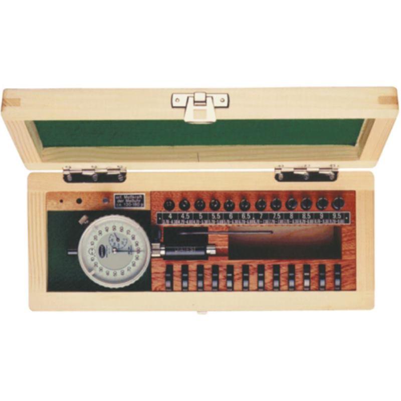 Innenfeinmessgerät 3.70- 9.80 mm ohne Ringe