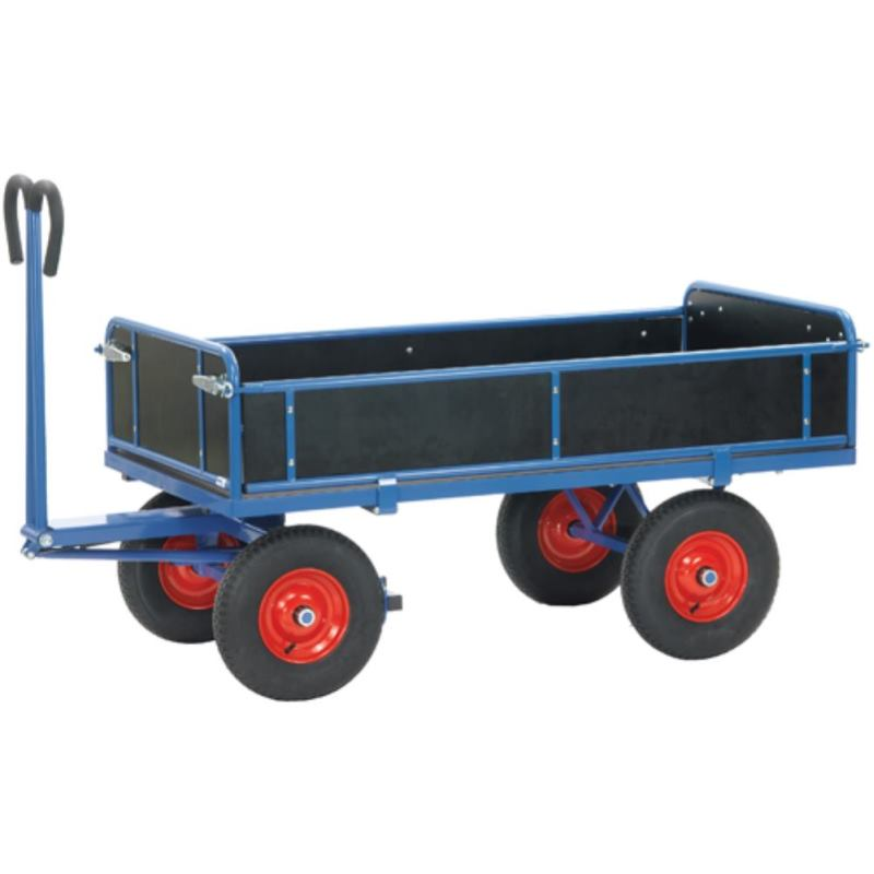 Handpritschenwagen 6455V Ladefläche 1.600 x 900 mm