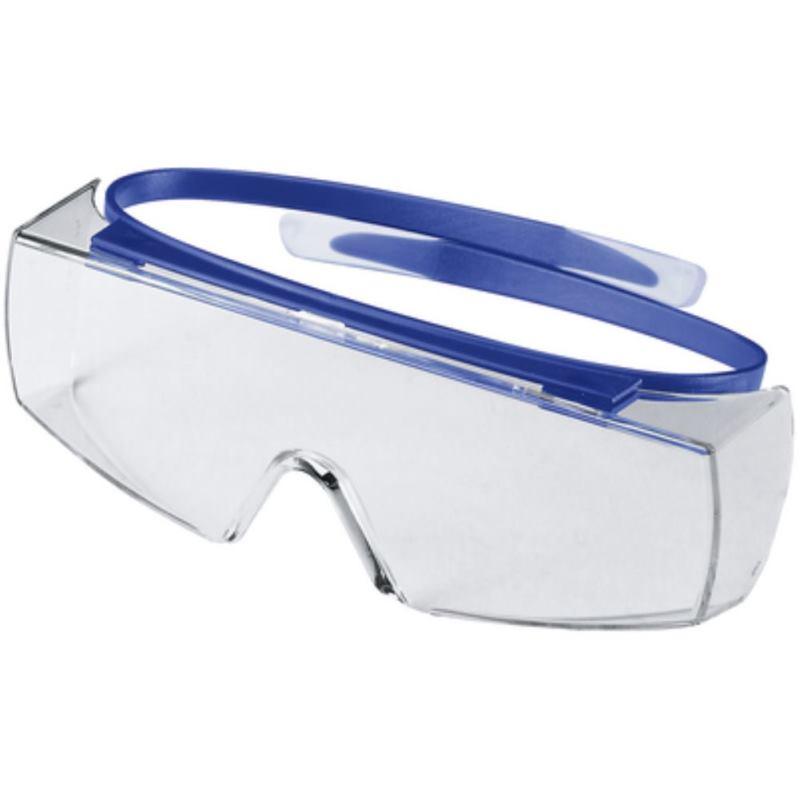 UXEX Schutzbrille super OTG schwarz-transparent