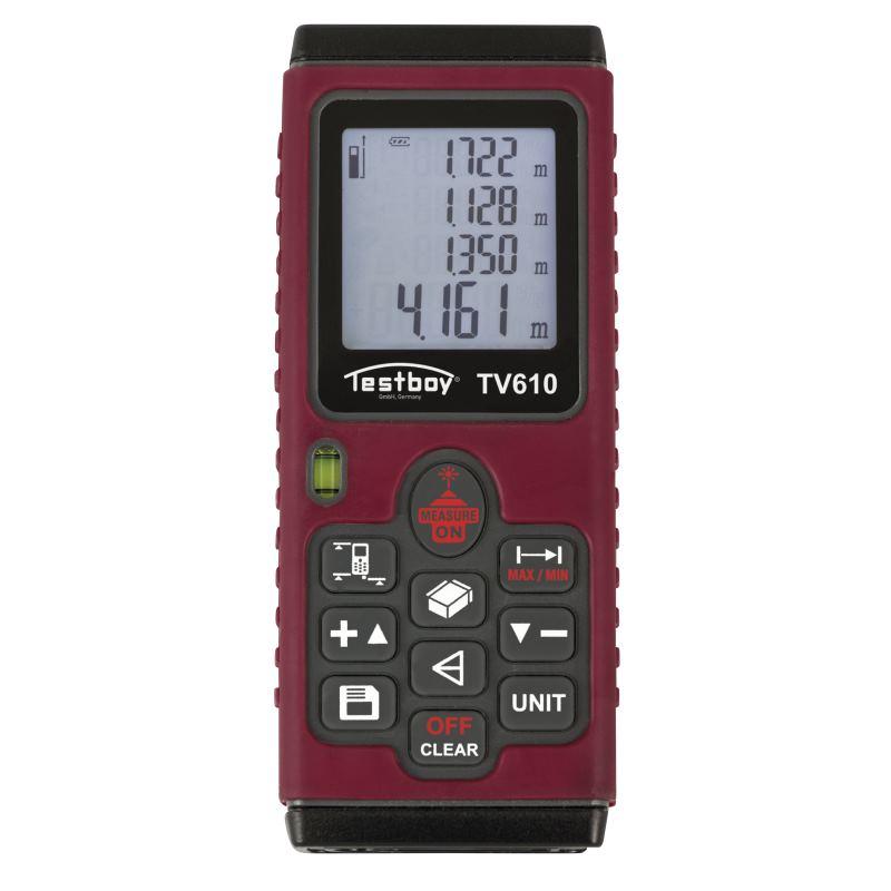 TV 610 Laser-Entfernungsmesser