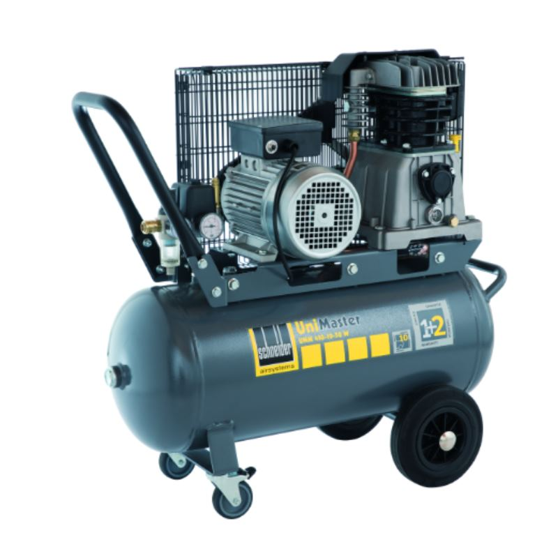 50 L Kompressor UNM 410-10-50 W   10 bar   2.2 kW