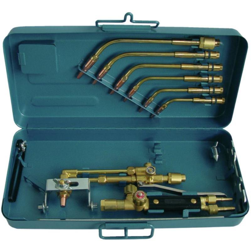 Autogen-Schweißausrüstung 17 mm Schaft. Hebelschn