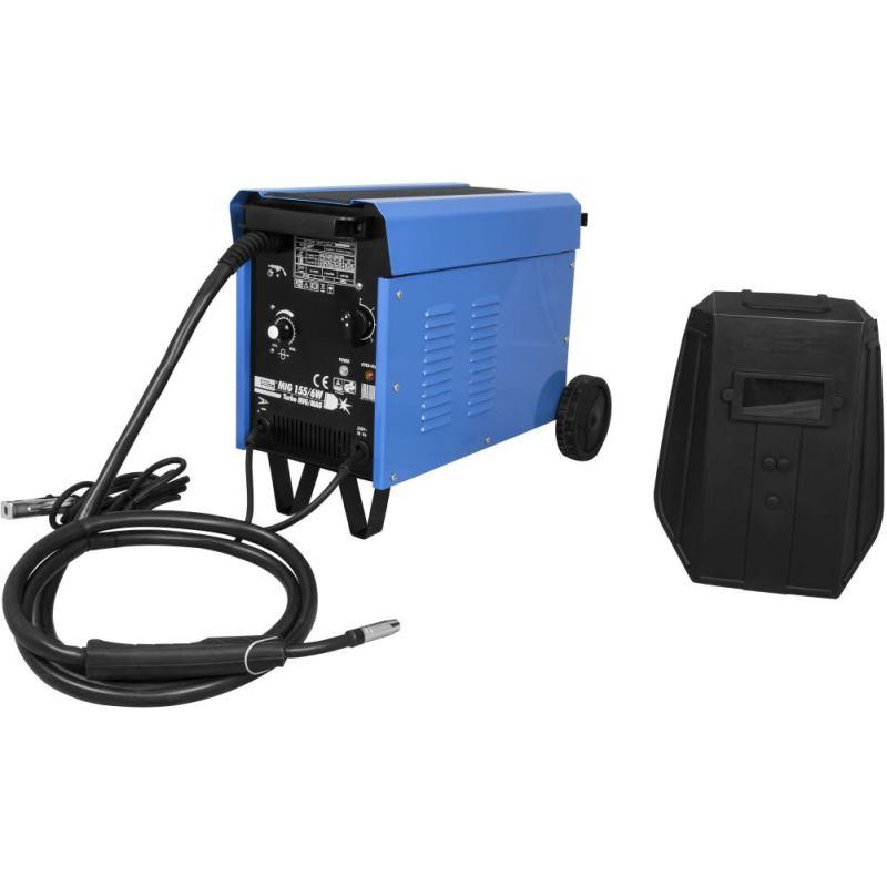 Schutzgas-Schweißgerät MIG 155/6W