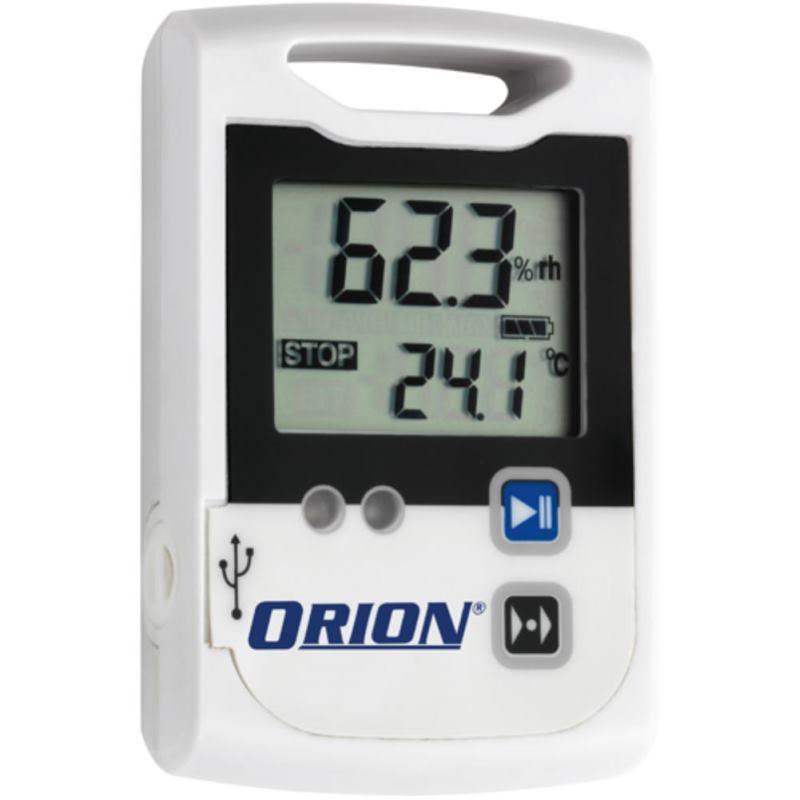 Temperatur- und Feuchte Datenlogger. -30 bis + 70