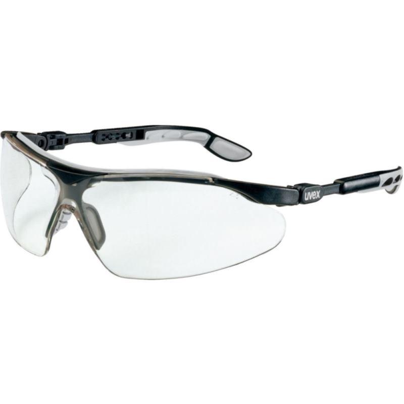 Schutzbrille i-vo schwarz-grau
