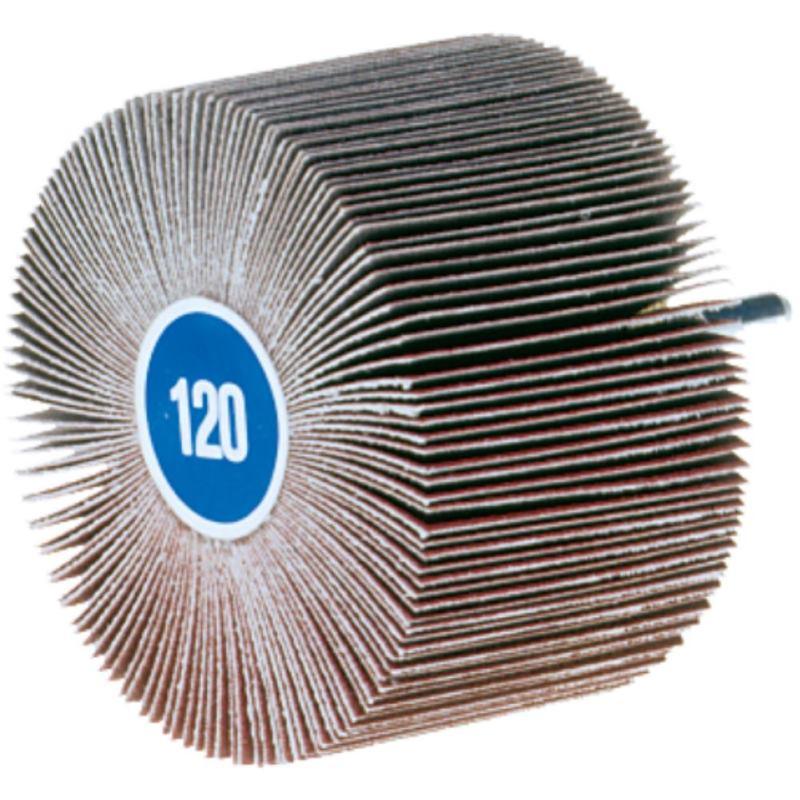 Fächerschleifer 80 x 50 mm Korn 60