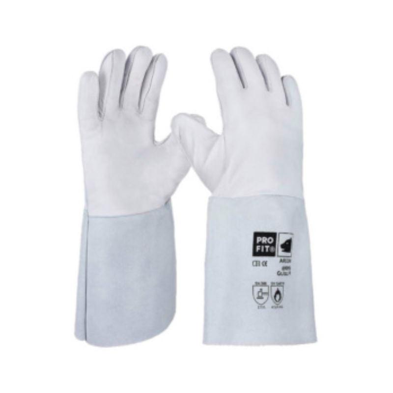 Schweißerschutzhandschuh ARGON, Größe 10