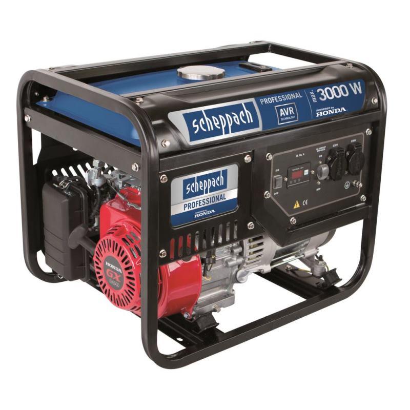 Stromgenerator SG3500 scheppach - 6.5HP