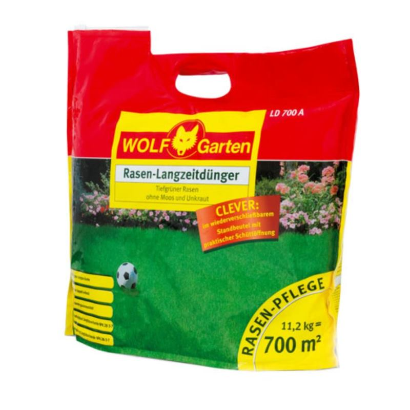 Rasen Langzeitdünger LD 700 A | 11.2kg | für 700m²