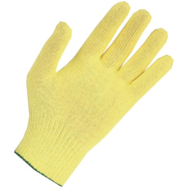 Fünffingerhandschuh mittel. nahtlos. Größe 10