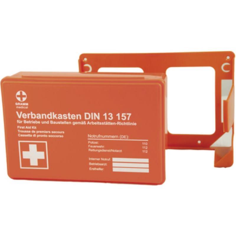 Medical Erste Hilfe Betriebsverbandskasten Mini Füllung DIN 13157