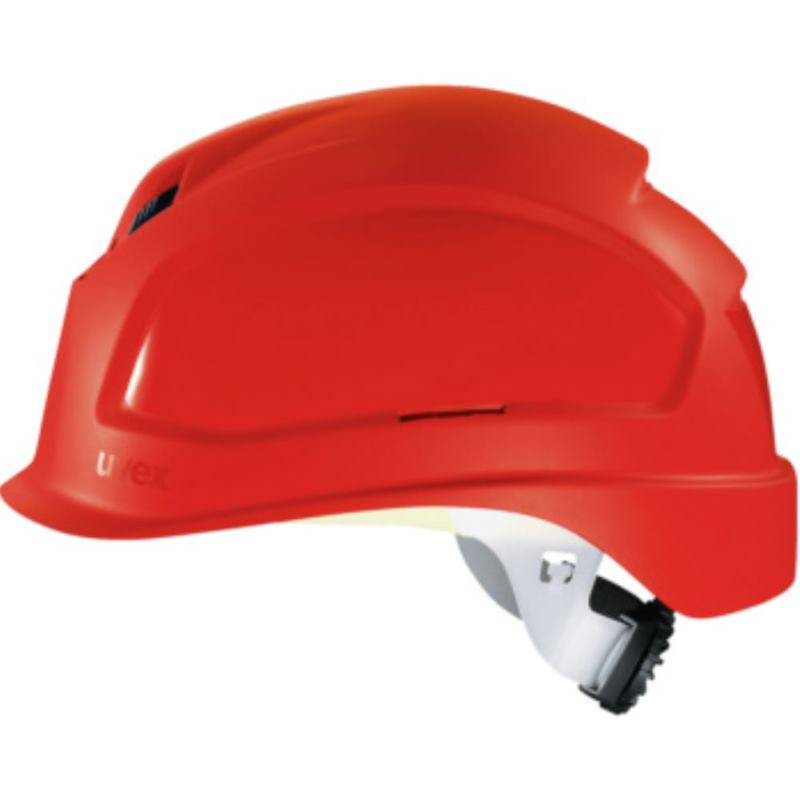 Pheos Arbeitsschutzhelm rot