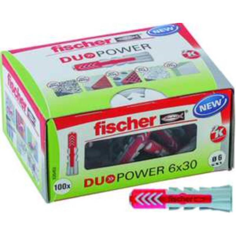 555006 DUOPOWER 6x30 FISCHER