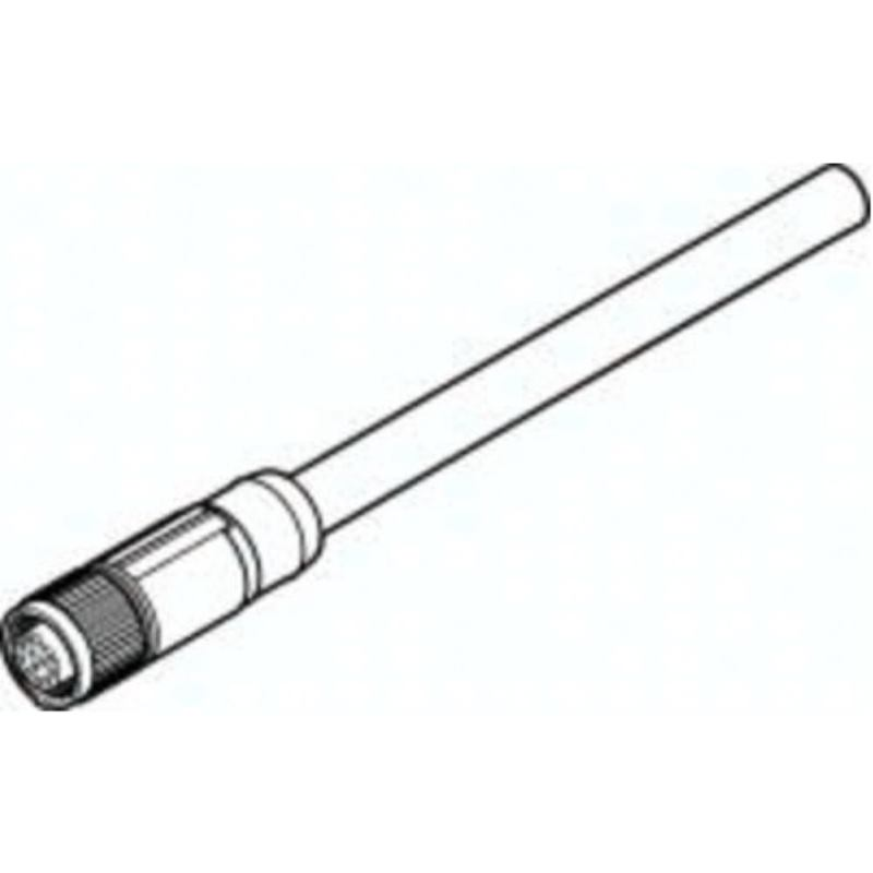 NEBS-M12G12-KS-5-LE12 3058614 VERBIND.LEITUNG