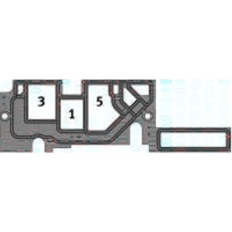 VMPA1-DPU 533355 Dichtung