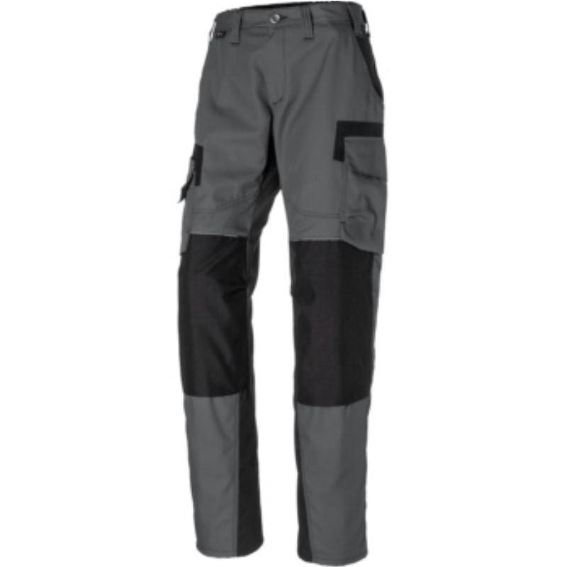 Kübler INNOVATIQ Damenbundhose, anthrazit/schwarz, Größe 42